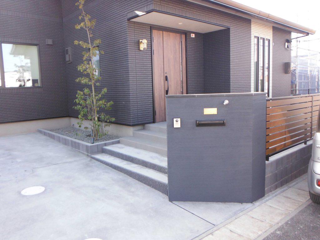M様邸(千葉県袖ケ浦市)外構工事の画像